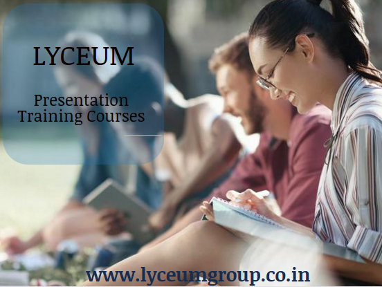 enhancing your presenting skills lyceum